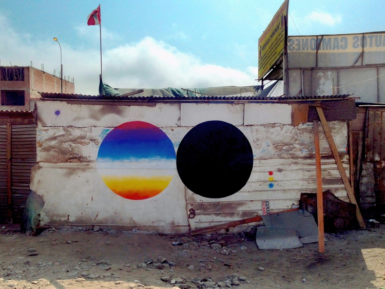 Desktop2 2016 - xomatok, streetart - xomatok | ello