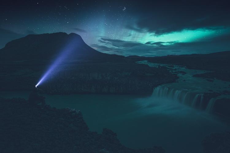wild night Iceland - timotheblandin | ello
