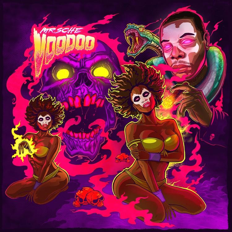 Sche Voodoo album stores 03/11 - junkadelic | ello