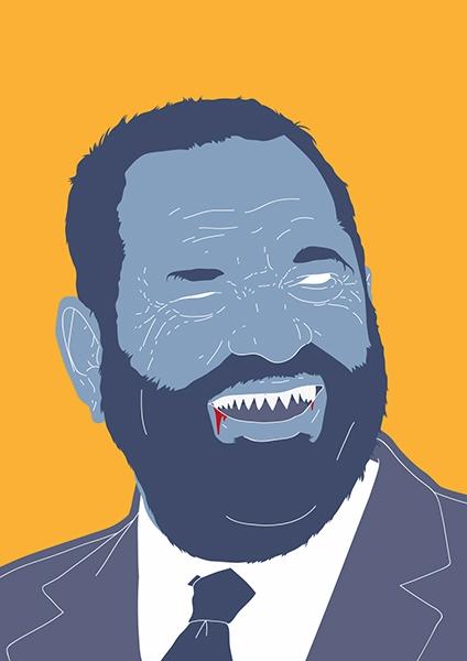 Monster - Harvey Weinstein Port - federicogastaldi | ello