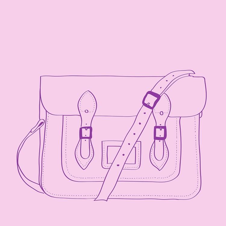 Bags Inktober Day 30 - illustration - nigli   ello