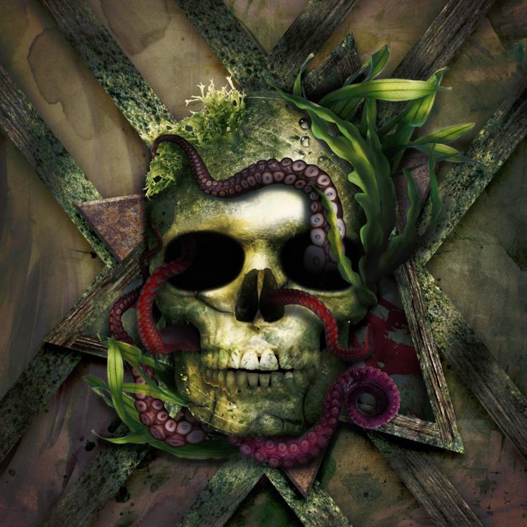 sunken skull collection skulls - c23arts | ello