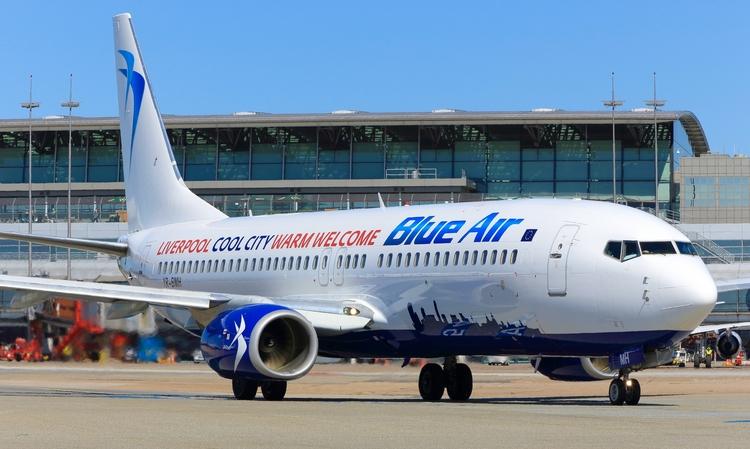 Hamburg Airport / BlueAir - mathiasdueber | ello