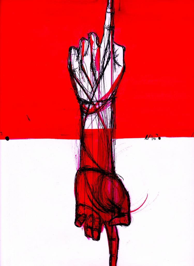 hands story | North, Jesus Cuan - amandaobara | ello