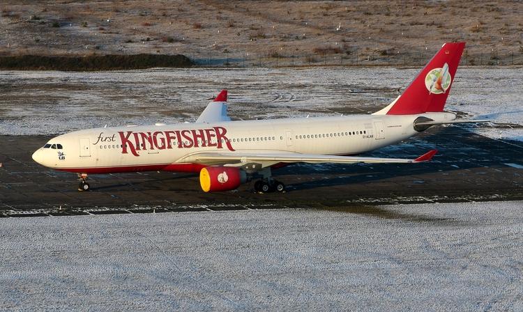 Parchim Airport / Kingfisher - mathiasdueber | ello