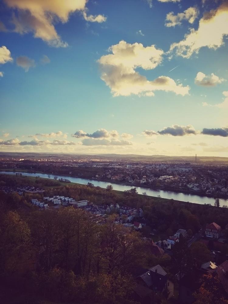 city, sky, clouds, urban, autumn - claudio_g_c | ello