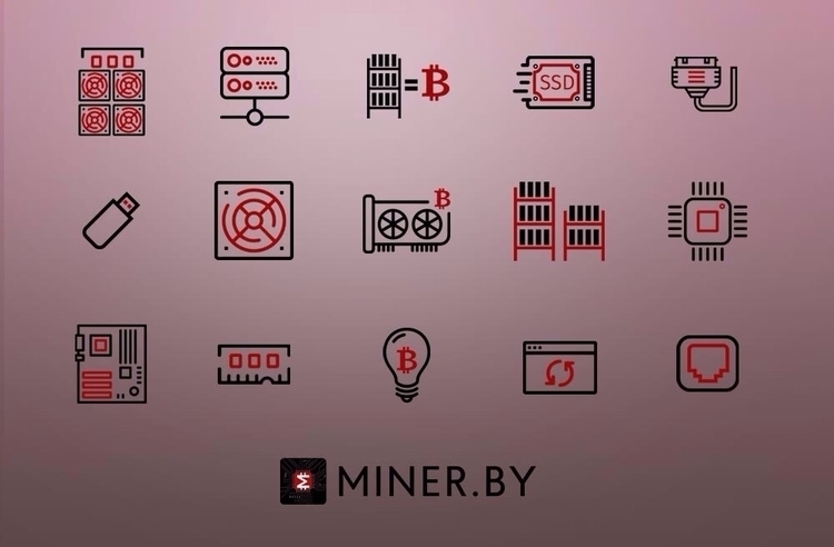Иконки для сайта  - icon, design - aleksandrsereda | ello