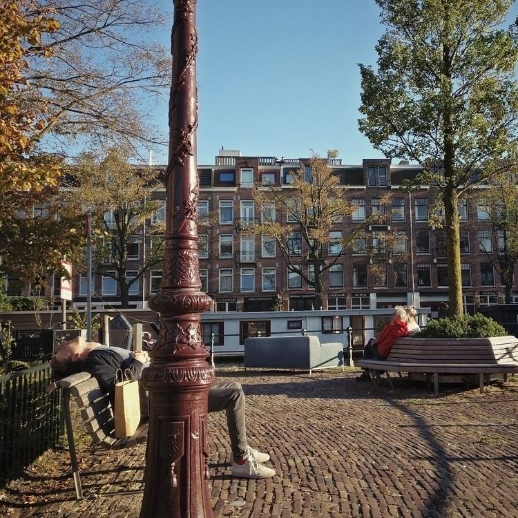 September 2017 - Amsterdam,, canal - circularfunk   ello