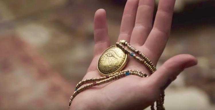 Stargate Origins teaser takes f - bonniegrrl   ello