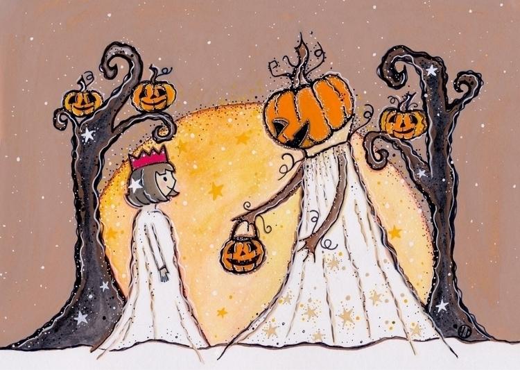 Virginia, Great Pumpkin! Happy  - hollydewolf | ello