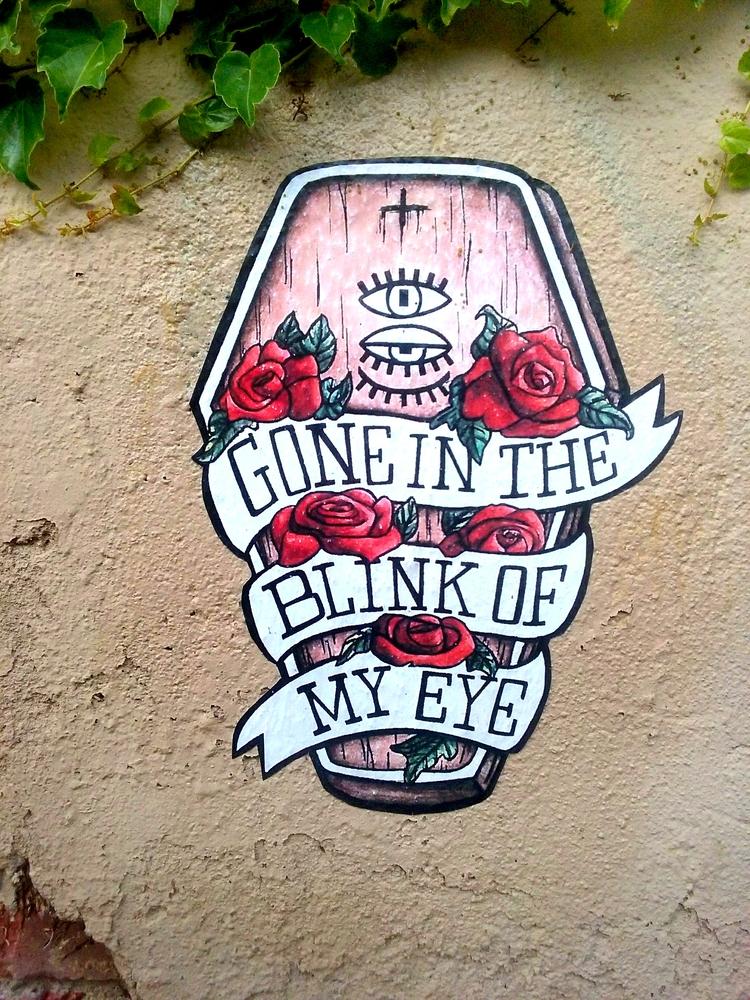 philadelphia, streetart - zenwheely | ello