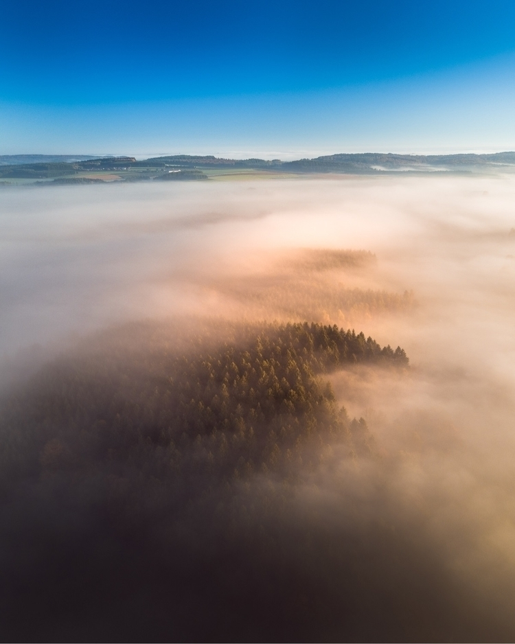 Helicopter flights morning - landscape - charlespacque | ello