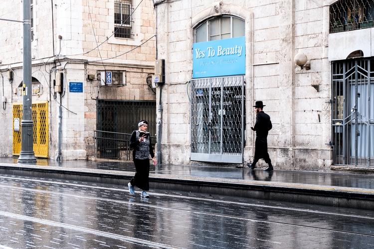 BEAUTY - Jerusalem, yafostreet, shabbat - subyair | ello