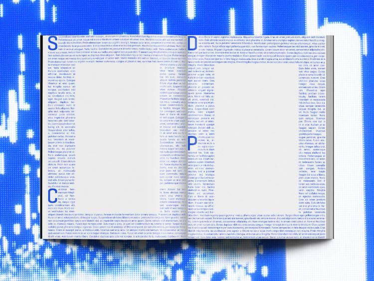 blue, book, columns, graphic - game4d | ello