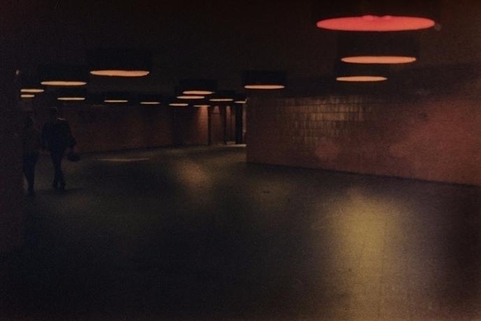 ICC Berlin underpass Kodak Visi - stikka | ello
