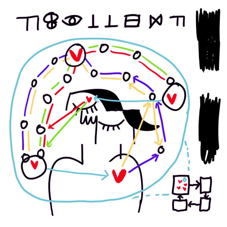 trance ;) (Trance [Matt - drawing - mattvaillette | ello