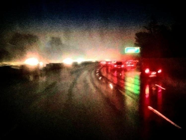 glitch, freeway, rain, losangeles - cle23 | ello
