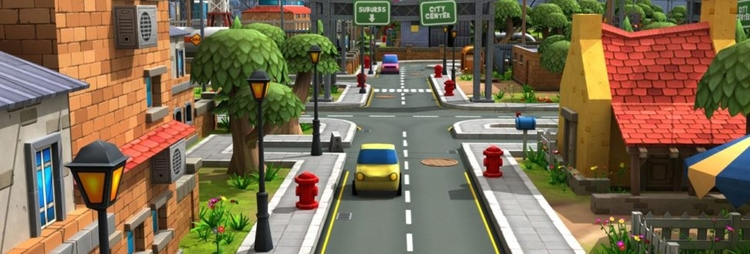 Assets – Street / Road Germany  - gameyan | ello