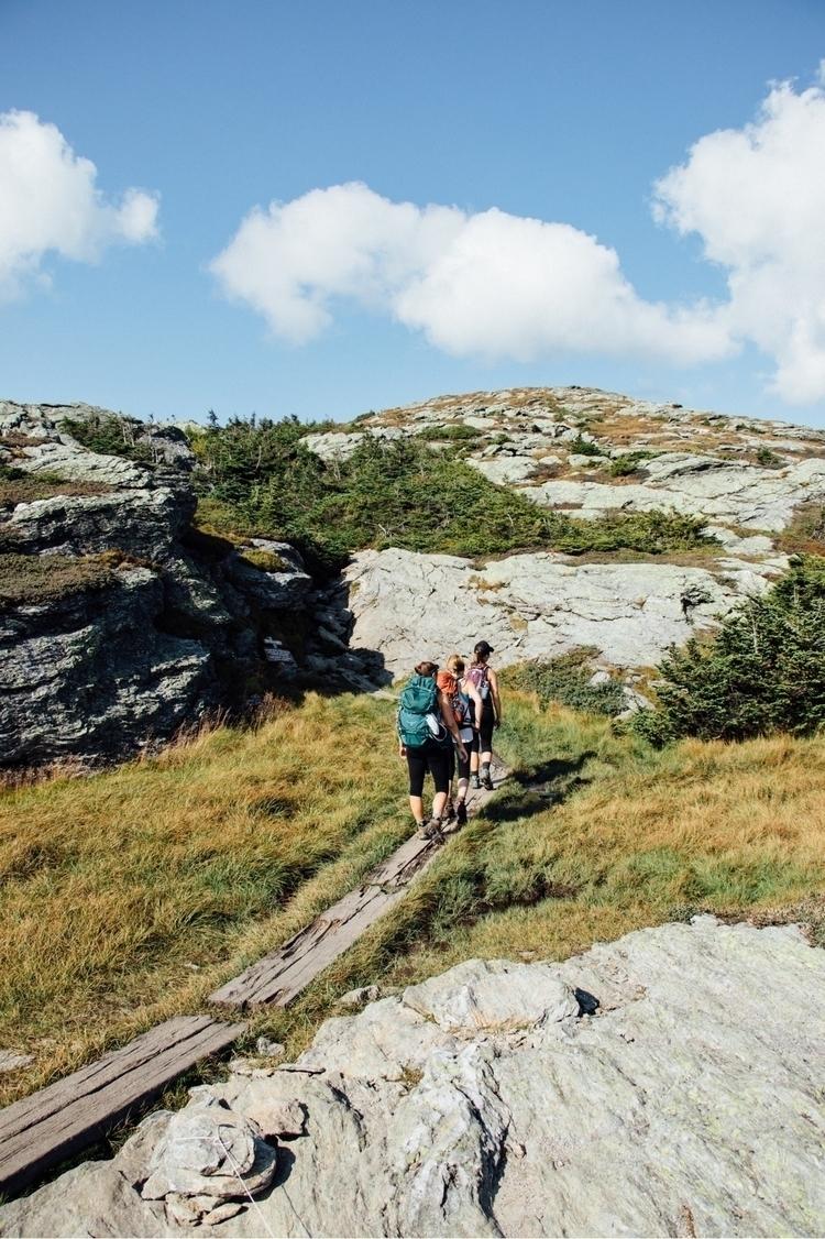 leave impression Sean hiked day - stevenb_mcgrath | ello