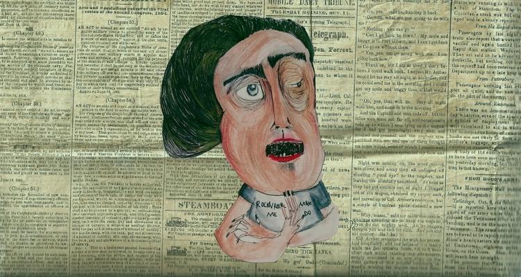 illustration, rocknrollmademedo - duyguvatan | ello