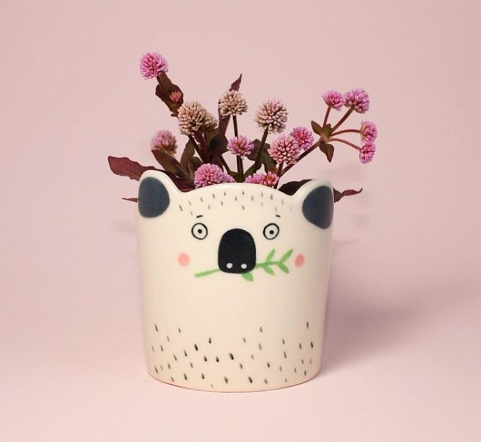 latest ceramics crush: pandas,  - sandraapperloo   ello
