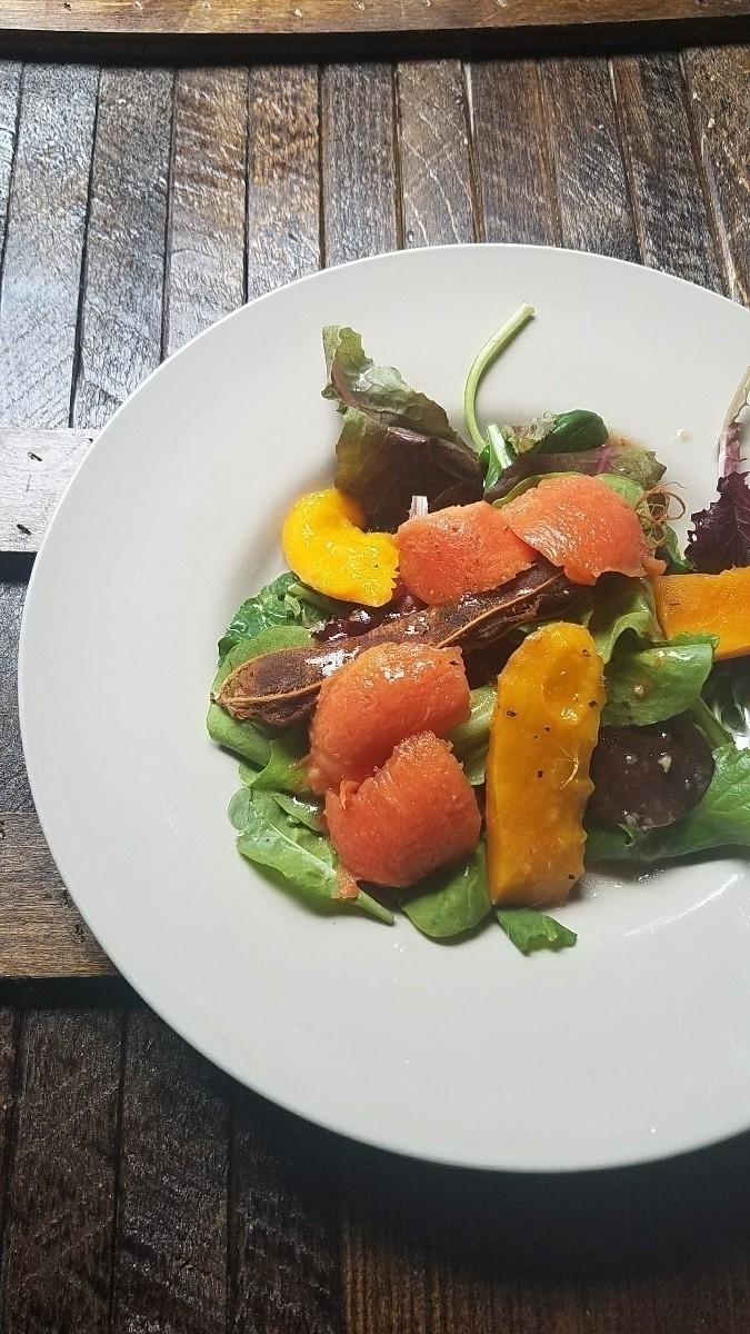 mango papaya sea salt fresh cra - edjoodelky | ello