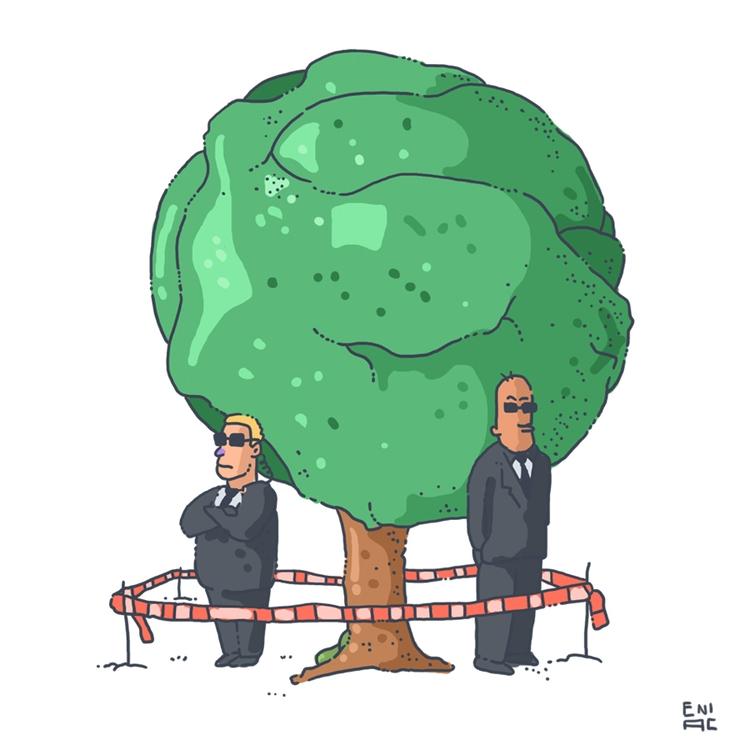 private greenery - eniac - artereniac | ello