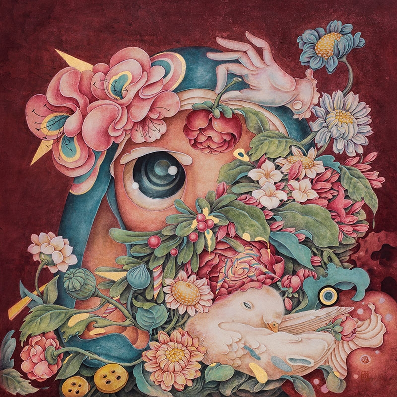 'Mystery Alice Lin - 2', alicelin - wowxwow | ello