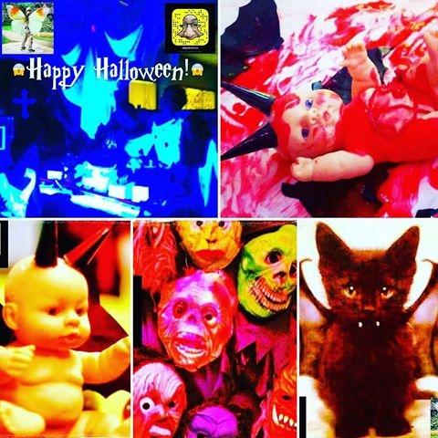 Booo... Happy Halloween - HappyHalloween - vicsimon | ello