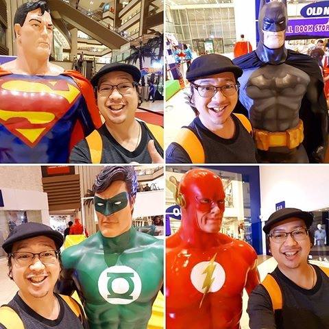mall Happy Halloween - Superman - vicsimon | ello