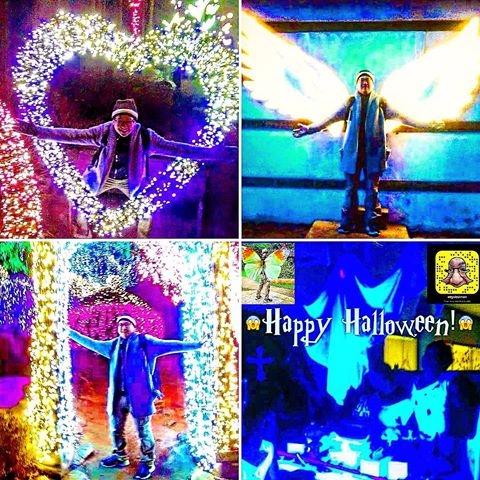 Happy Halloween - GardenOfMorningCalm - vicsimon | ello