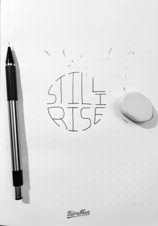 working - design, draw, logo, branding - nicgreen_ | ello
