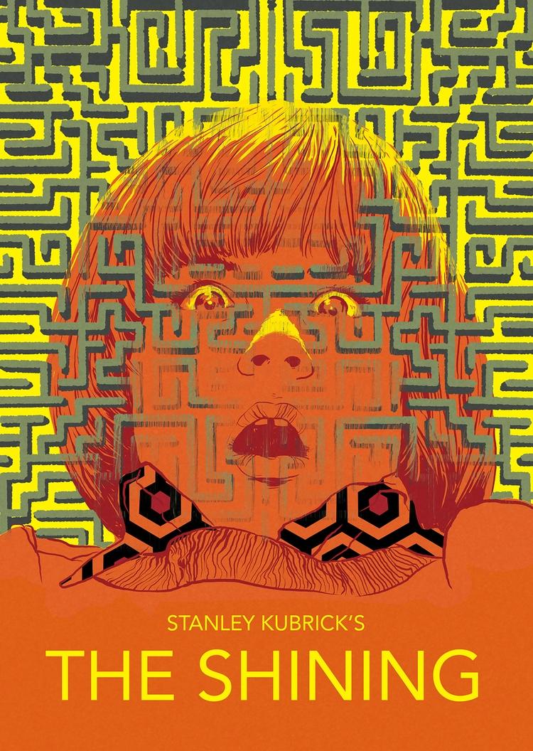 Poster art sample Stanley 1980  - johnperlock_illustrator   ello