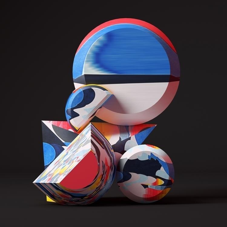 ZEN - Sculpture, design, 3D - davidpadilla | ello
