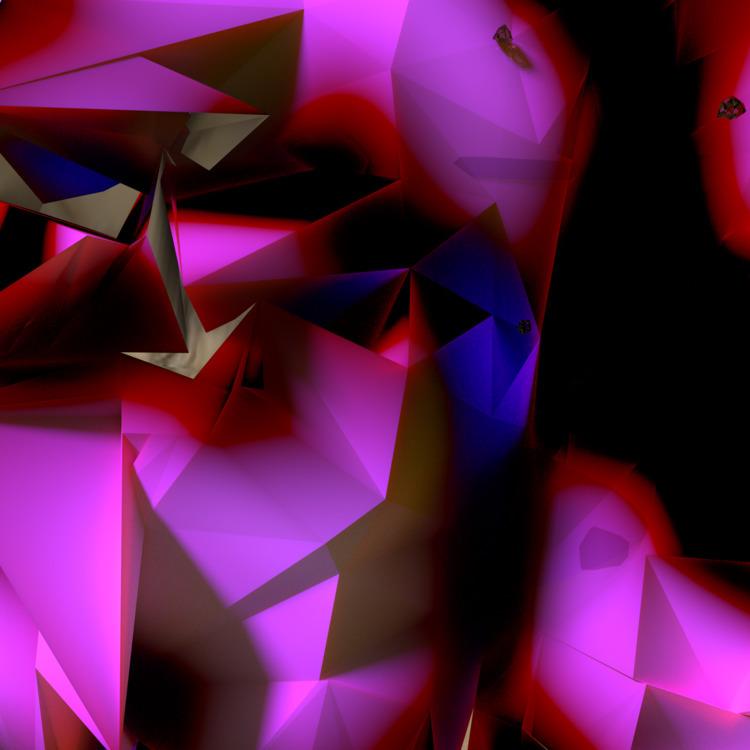 Soledad - blender, digital, 3d, particles - hesiod | ello