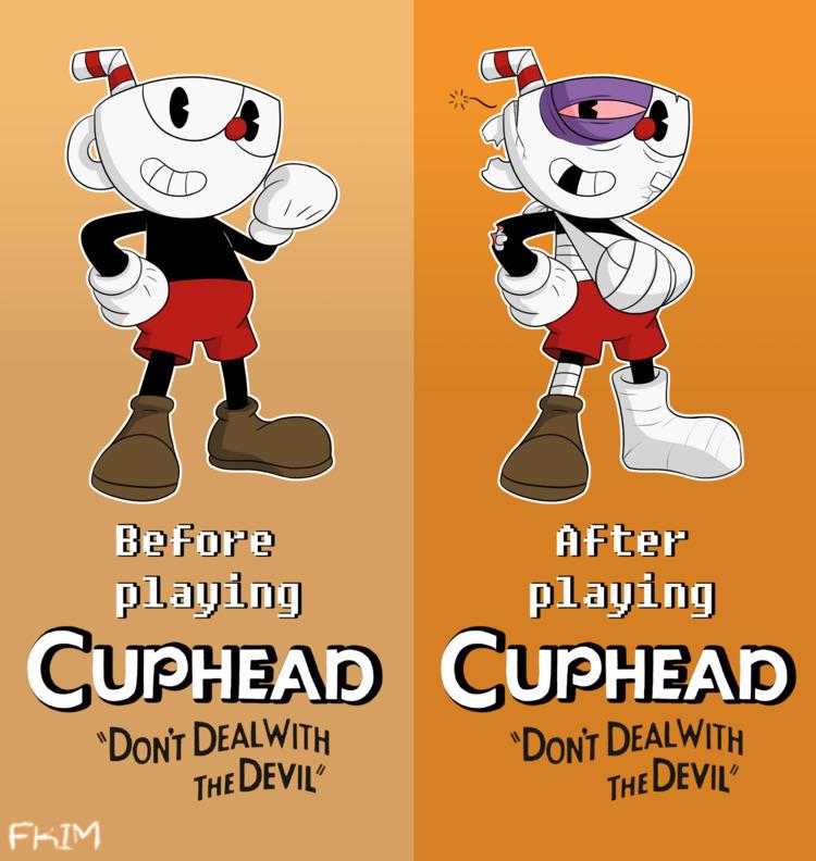Cuphead - fkim90 | ello