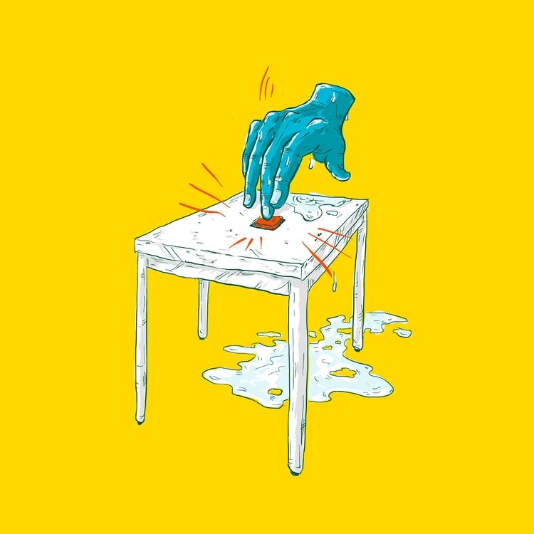 Work - illustration, digitalillustration - guratnadi | ello