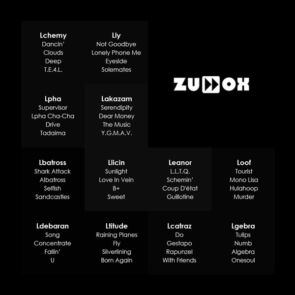 Presenting: Collection total 53 - zuddox | ello