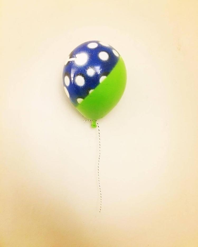 Balloon sculpture - POP Art - moca - balloonski | ello