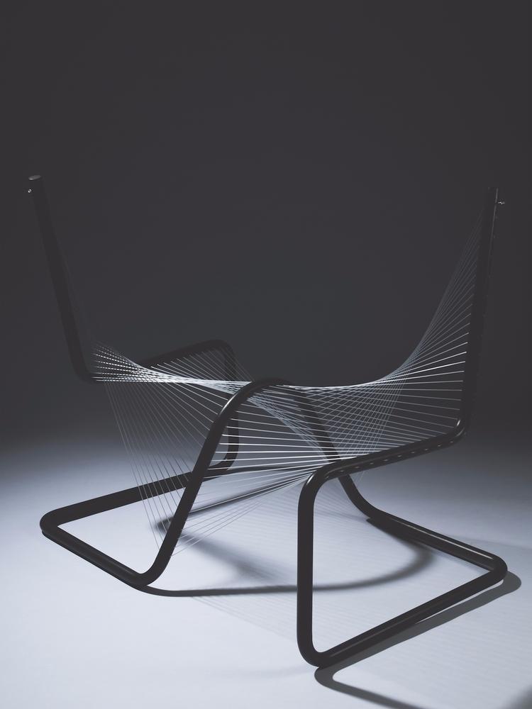'Saitens' Chair Clara Schweers  - thetreemag   ello