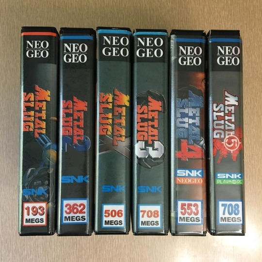metal slug collection Neo Geo M - aaronkraten | ello