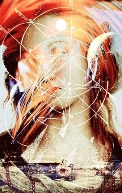 Fire.Dona - collage, digitalart - pourpose | ello