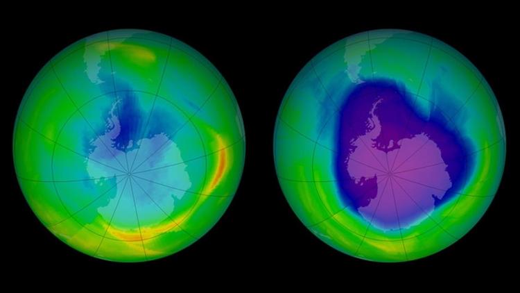 Agujero en capa de ozono alcanz - codigooculto | ello