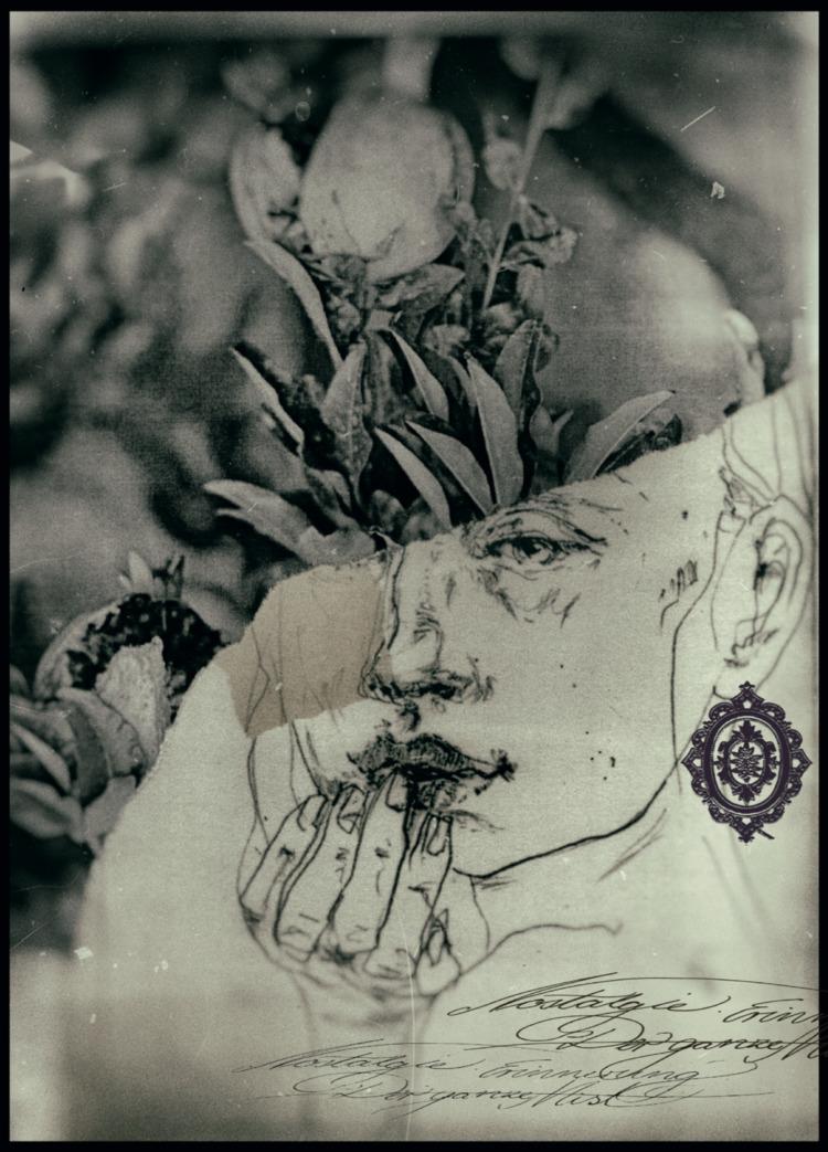 Nostalgie. Erinnerung - illustration - claudine-pomowski | ello