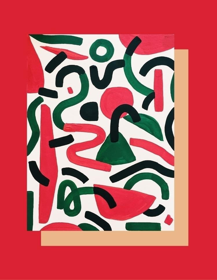 original pieces store Acrylic 3 - holalou | ello