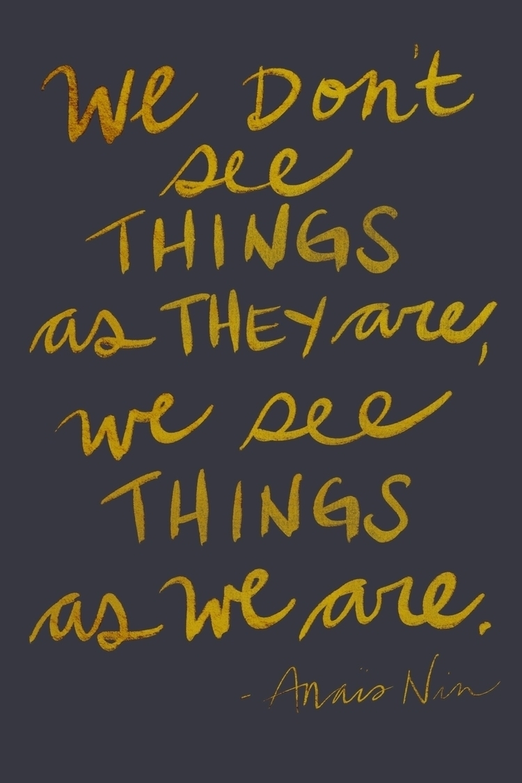 Anais Nin - quotes, truth - reneeleigh | ello
