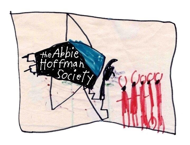 Check Abbie Hoffman Society fol - laurabalducci | ello