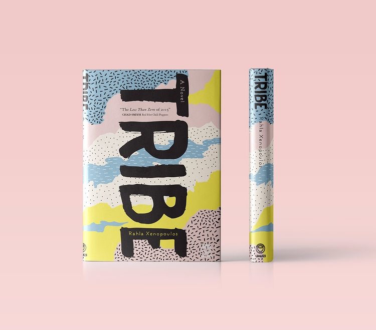 Tribe book cover - emmaphilip | ello