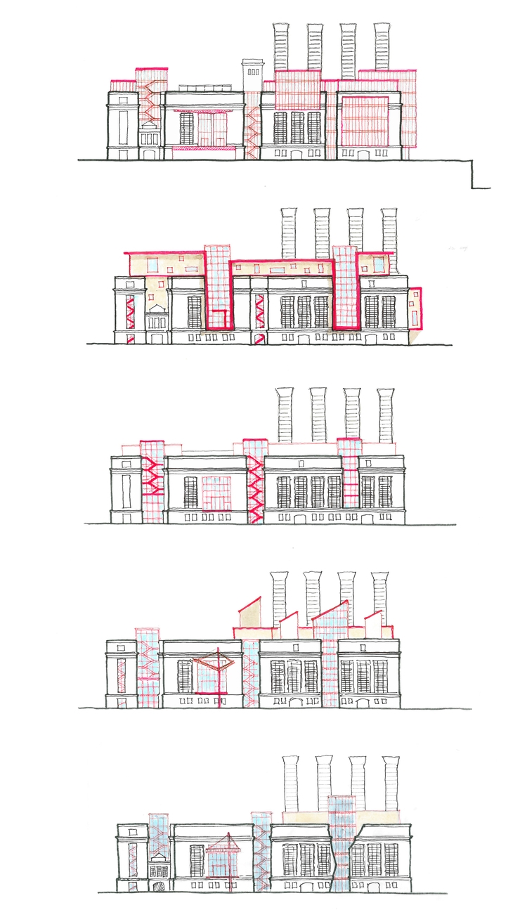 Facade Studies: favorite - architecture - j_calvin | ello