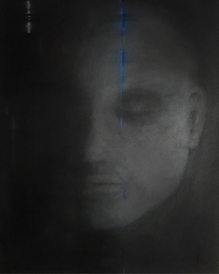 30x40 oil canvas - audiomq | ello